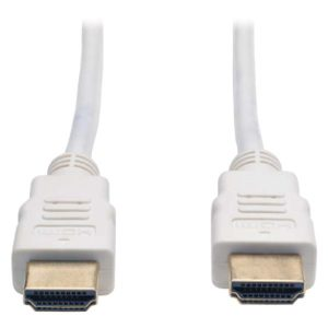 Tripp Lite P568-003-WH High-Speed HDMI Cable (3ft