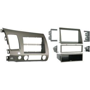 Metra 99-7871T Single- or Double-DIN Installation Kit for 2006 through 2011 Honda