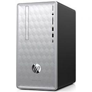 HP 3LC18AA Pavilion 590-p0016 Desktop PC - Intel Core i3-8100 3.6 GHz Quad-Core Processor - 8 GB DDR4 SDRAM - 1 TB Hard Drive / 16 GB Optane Memory - Windows 10 Home 64-bit