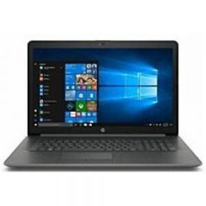 HP 4NC69UA 17-by0053od Laptop PC - Intel Core i3-8130U 2.2 GHz Dual-Core Processor - 4 GB DDR4 SDRAM - 16 GB Intel Optane Memory - 1 TB Hard Drive - 17.3-inch Display - Windows 10 Home 64-bit