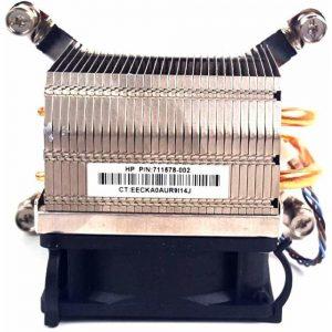 HP 711578-002 Cooling Fan and Heatsink for Pro Desk 600 G1 SFF