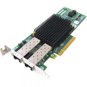 HP 82E 8Gb 2-port PCIe Fibre Channel Host Bus Adapter - 2 x - PCI Express - 8 Gbps