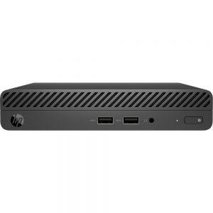 HP Business Desktop 260 G3 Desktop Computer - Core i5 i5-7200U - 4 GB RAM - 500 GB HDD - Desktop Mini - Windows 10 Pro 64-bit - Intel HD Graphics 620 - English Keyboard - Wireless LAN - Bluetooth