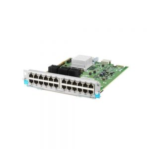 HP J9987A Aruba 5400R 24-Ports Expansion Module J9987A