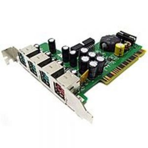 HP RP5700 445776-001 12 V 4-Port USB Powered Expansion Card