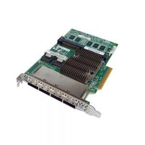 HP Smart Array P822 6Gbps PCI-E SAS/SATA RAID Controller Only 643379-001