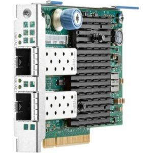 HPE Ethernet 10Gb 2-Port 560FLR-SFP+ Adapter - PCI Express - Optical Fiber
