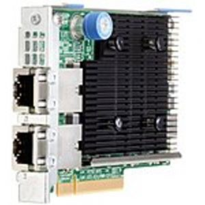 HPE Ethernet 10Gb 2-port 535FLR-T Adapter - PCI Express 3.0 x8 - 2 Port(s) - 2 - Twisted Pair