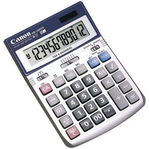 Canon 7438A023 HS1200TS 12-Digit Calculator
