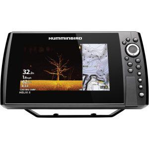 Humminbird 410820-1CHO HELIX 8 CHIRP MEGA DI GPS G3N CHO Fishfinder