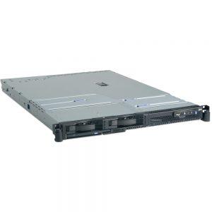 IBM eServer xSeries 336 Rack Server - 1 x Xeon - 512 MB RAM HDD SSD - Ultra320 SCSI Controller - 2 Processor Support - 16 GB RAM Support - 1