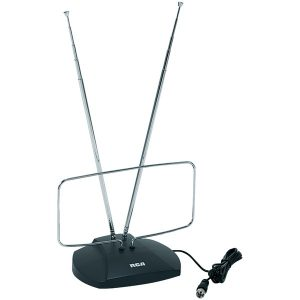 RCA ANT111E Indoor FM & HDTV Antenna