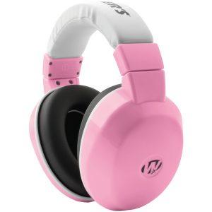 Walker's Game Ear GWP-INFM-PK Infant Passive Muff (Pink)