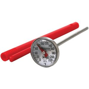 "Taylor Precision Products 3512 Instant-Read 1"" Dial Thermometer"