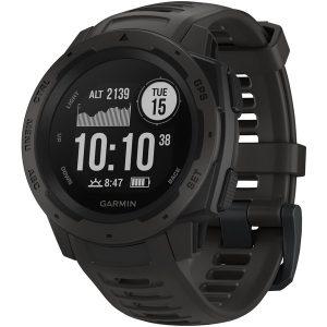 Garmin 010-02064-00 Instinct GPS Watch (Graphite)
