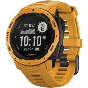 Garmin 010-02064-03 Instinct GPS Watch (Sunburst)