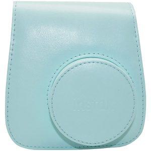 Fujifilm 600018144 Instax Mini 9 Groovy Case (Ice Blue)