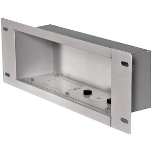 Peerless-AV IBA3-W In-Wall Metal Box with Knockout (Medium)