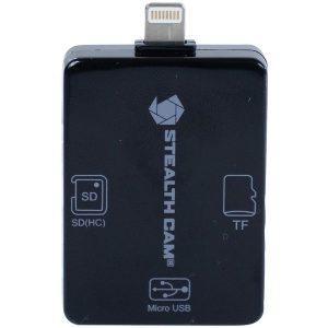 Stealth Cam STC-SDCRIOS iOS Card Reader