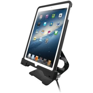 CTA Digital PAD-ASCS Antitheft Security Case with Stand for iPad Gen. 6 (2018)