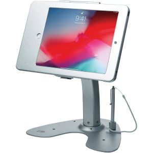 CTA Digital PAD-ASK Antitheft Security Kiosk Stand with Locking Case & Cable for iPad Gen. 5 (2017)