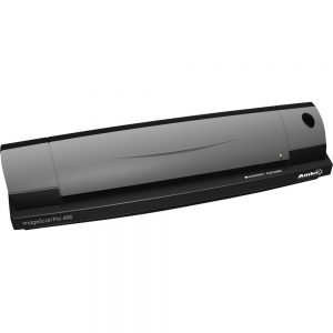 ImageScan Pro 490i Duplex Document and Card Scanner Bundled w/ AmbirScan for athenahealth - 48-bit Color - 8-bit Grayscale - USB
