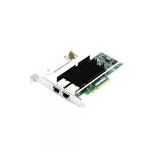 Intel 2-Ports Ethernet Converged Network Adapter PCI Express x8 10GBase-T X540-T2
