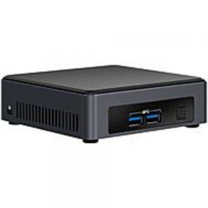 Intel NUC 7 Business NUC7i5DNKPC Desktop Computer - Core i5 i5-7300U - 8 GB RAM - 256 GB SSD - Mini PC - Windows 10 Pro 64-bit - Intel HD Graphics 620 - Wireless LAN - Bluetooth