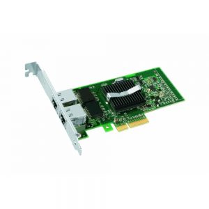 Intel PRO/1000 PT Server Adapter EN 1Gbps PCI Express x4 2-Ports 1-Pack EXPI9402PTBLK