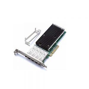 Intel XL710 Quad 4-Ports PCI Express x8 Converged Network Adapter FTXL710-BM1 X710-DA4