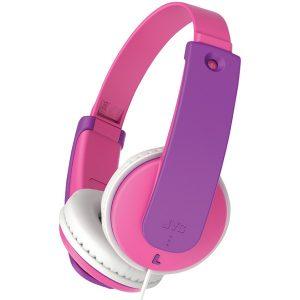 JVC HAKD7P Kids' Over-Ear Headphones