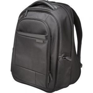 Kensington Contour Carrying Case (Backpack) for 17 Notebook - Water Resistant