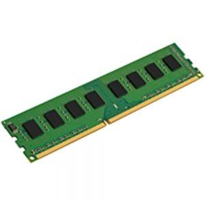 Kingston KCP316NS8/4 4GB Module - DDR3 1600MHz - 4 GB - DDR3 SDRAM - 1600 MHz