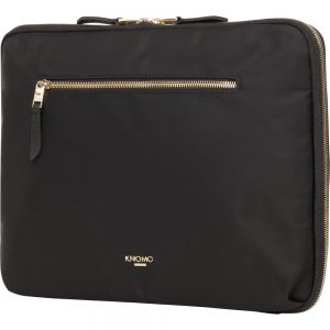 Knomo Mayfair Carrying Case for 13 Tablet - Black - Water Resistant - Nylon