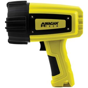 Wagan Tech 4320 Brite-Nite R600 LED Rechargeable Spotlight
