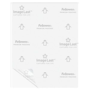 Fellowes 52454 Letter Laminating Pouches
