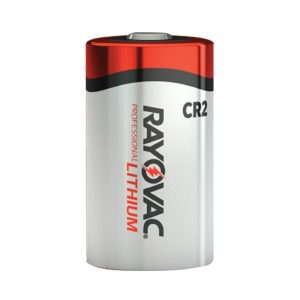 RAYOVAC RLCR2-1 3-Volt Lithium CR2 Photo Battery