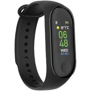 Naxa NSW-16 LifeForce+ Smartwatch with Bluetooth