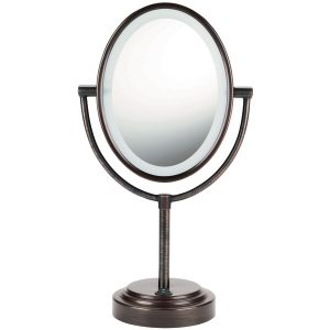 Conair BE47BR Double-Sided Lighted Mirror