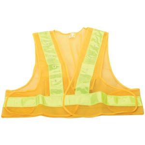 MAXSA Innovations 20029 Reflective Safety Vest with 16 LEDs (Medium)