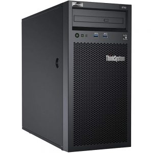 Lenovo ThinkSystem ST50 7Y49CTO1WW Tower Server - Intel Xeon E-2124g 3.4 GHz Quad-Core Processor - 8 GB DDR4 ECC RAM - No Hard Drive - No Operating System