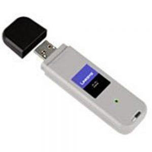 Linksys WUSB100 Wireless-G RangePlus USB Adapter