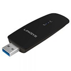 Linksys WUSB6300 Dual-Band AC1200 Wireless Network Adapter - SuperSpeed USB 3.0 - 867 Mbps