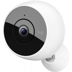 Logitech Circle 2 2 Megapixel Network Camera - 15 ft Night Vision - 1920 x 1080 - CMOS - Wall Mount
