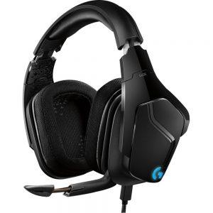 Logitech G635 7.1 Lightsync Gaming Headset - Stereo - Mini-phone - Wired - 5 Kilo Ohm - 20 Hz - 20 kHz - Over-the-head - Binaural - Circumaural - Cardioid
