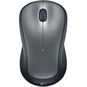 Logitech Wireless Mouse M310 - Laser - Wireless - Radio Frequency - Black - USB - 1000 dpi - Computer - Scroll Wheel - 3 Button(s) - Symmetrical