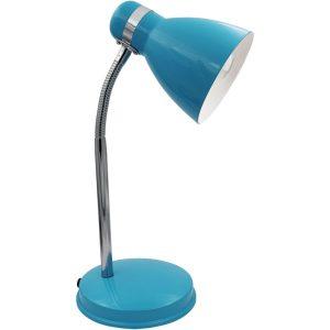 SXE SXE88034T Metal Desk Lamp (Blue)