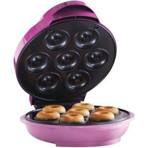 Brentwood Appliances TS-250 Nonstick Electric Food Maker (Mini Donut Maker)