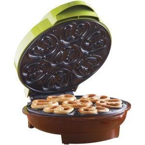 Brentwood Appliances TS-251 Nonstick Electric Food Maker (Mini Pretzel Maker)