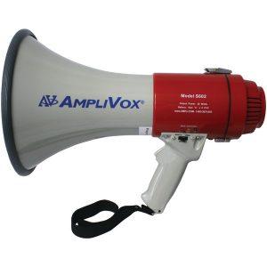 AmpliVox S602R Mity-Meg 25-Watt Rechargeable Megaphone